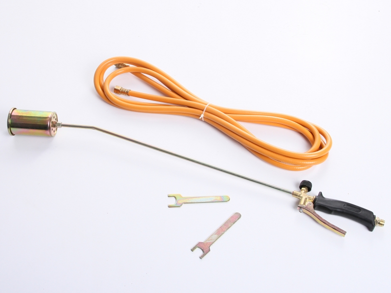 gasregler gasbrenner abflammger t unkrautvernichter dachbrenner 60 mm 85cm ebay. Black Bedroom Furniture Sets. Home Design Ideas