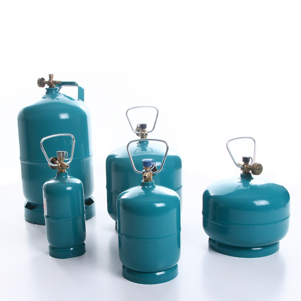 gasflasche propan butan flasche f r gasbrenner grill umf llschlauch 0 5 bis 5kg ebay. Black Bedroom Furniture Sets. Home Design Ideas