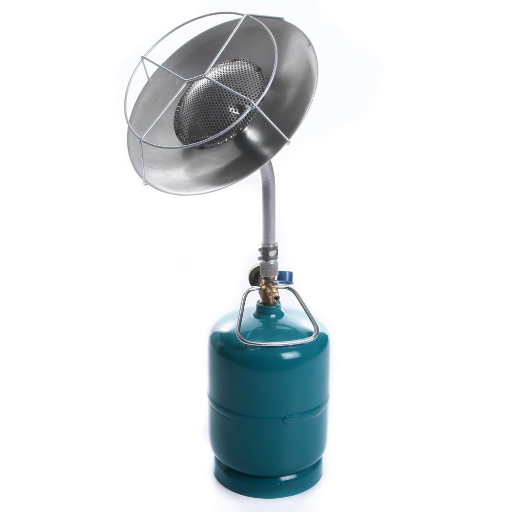 gasstrahler gasheizung heizstrahler strahler w rmestrahler 1 8 kw f r gasflasche ebay. Black Bedroom Furniture Sets. Home Design Ideas