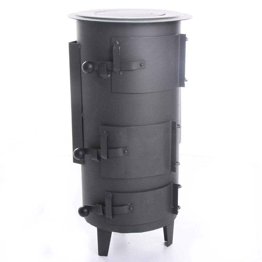 werkstattofen kanonenofen holzofen ofen rund oder eckig. Black Bedroom Furniture Sets. Home Design Ideas